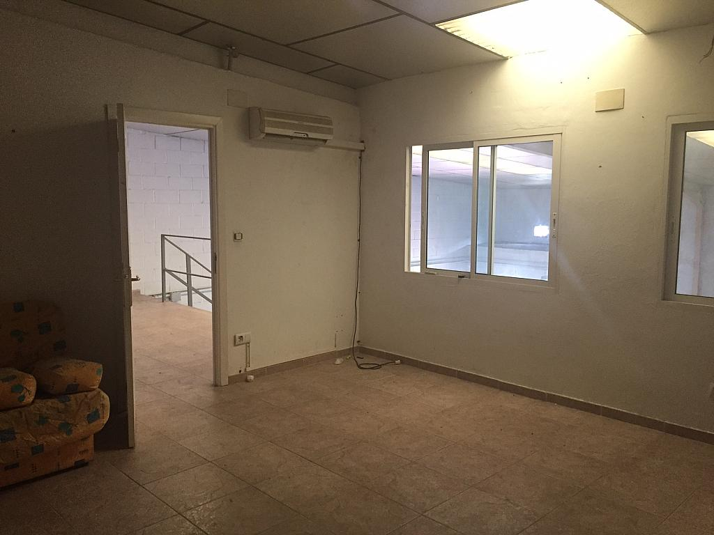 Nave industrial en alquiler en polígono El Oliveral, Zona Sur en Riba-roja de Túria - 266025394