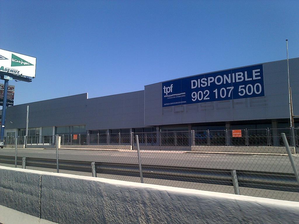 Nave industrial en alquiler en calle Real Monestir, Quart de Poblet - 271484358