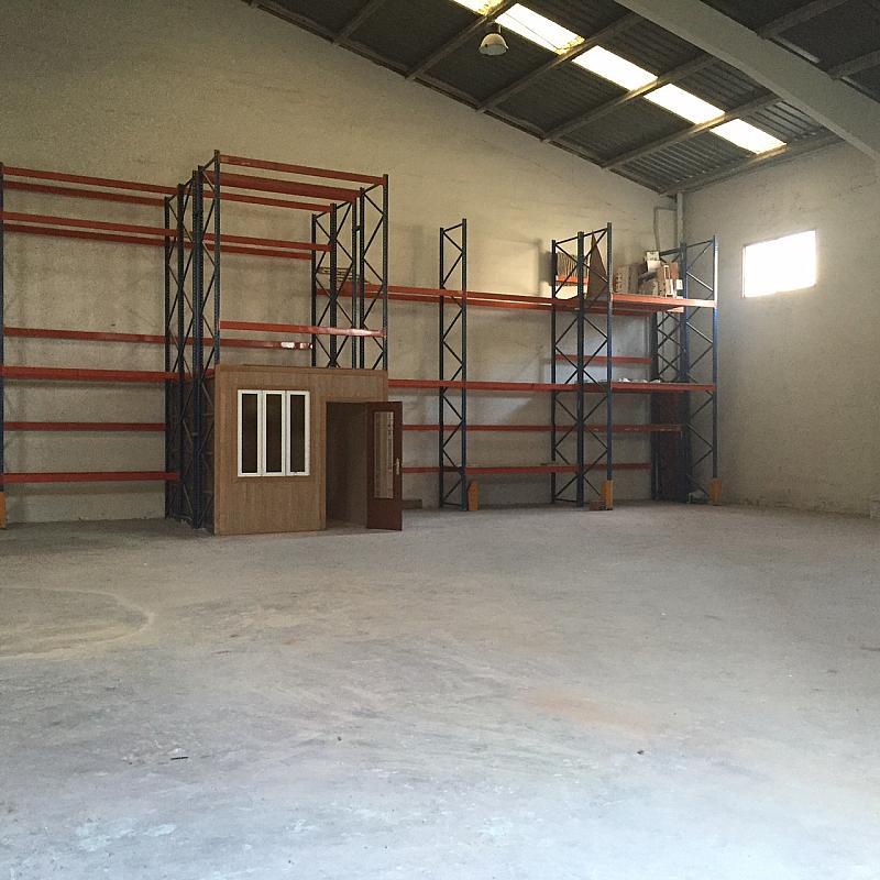 Nave industrial en alquiler en calle Veinticinco de Abril, Aldaia - 284785693