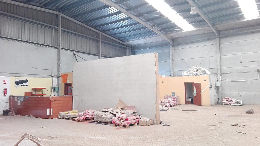 Nave industrial en alquiler en calle Hostalers, Zona Sur en Riba-roja de Túria - 290657406