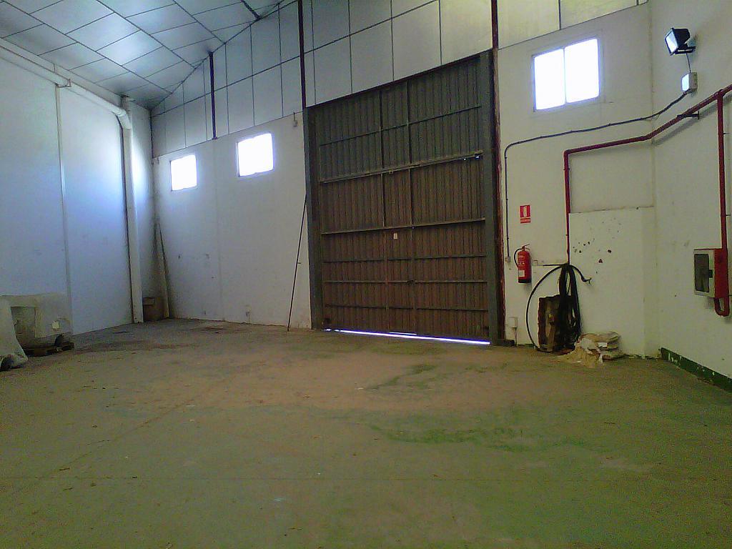 Nave industrial en alquiler en calle Pere El Ceremonios, Quart de Poblet - 297557107