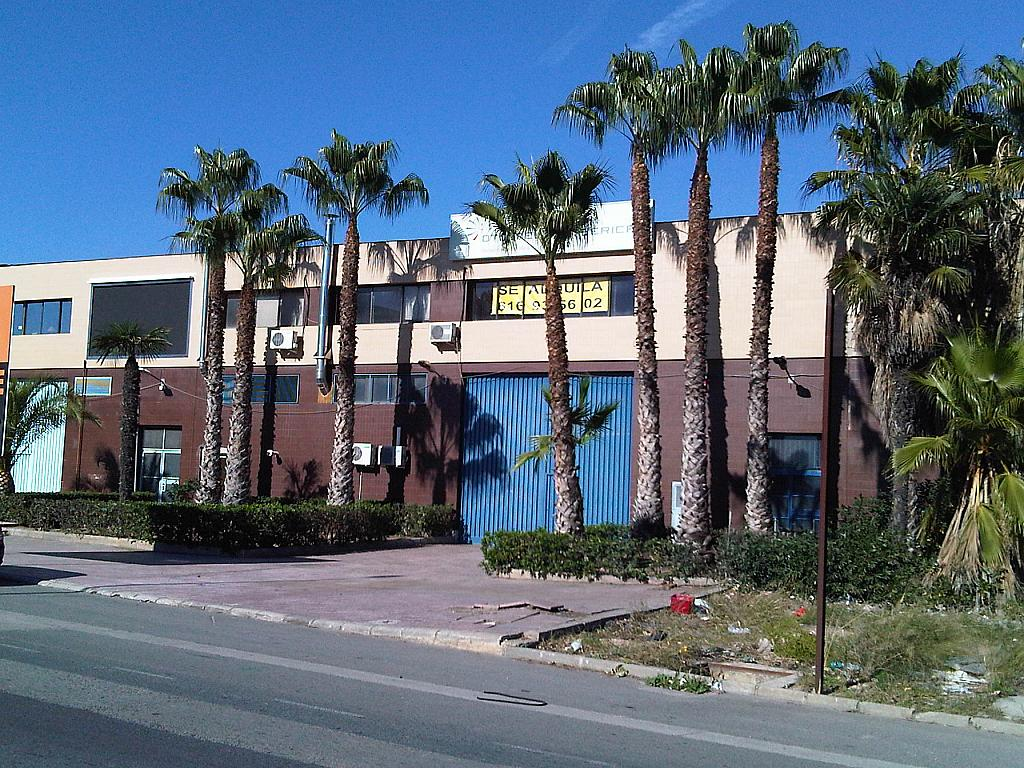 Nave en venta en calle Comarques Pais Valencia, Quart de Poblet - 379772761