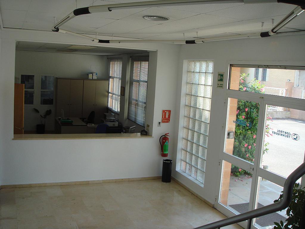 Nave industrial en alquiler en calle Doctor Fleming, Barrio del Cristo en Quart de Poblet - 156865066