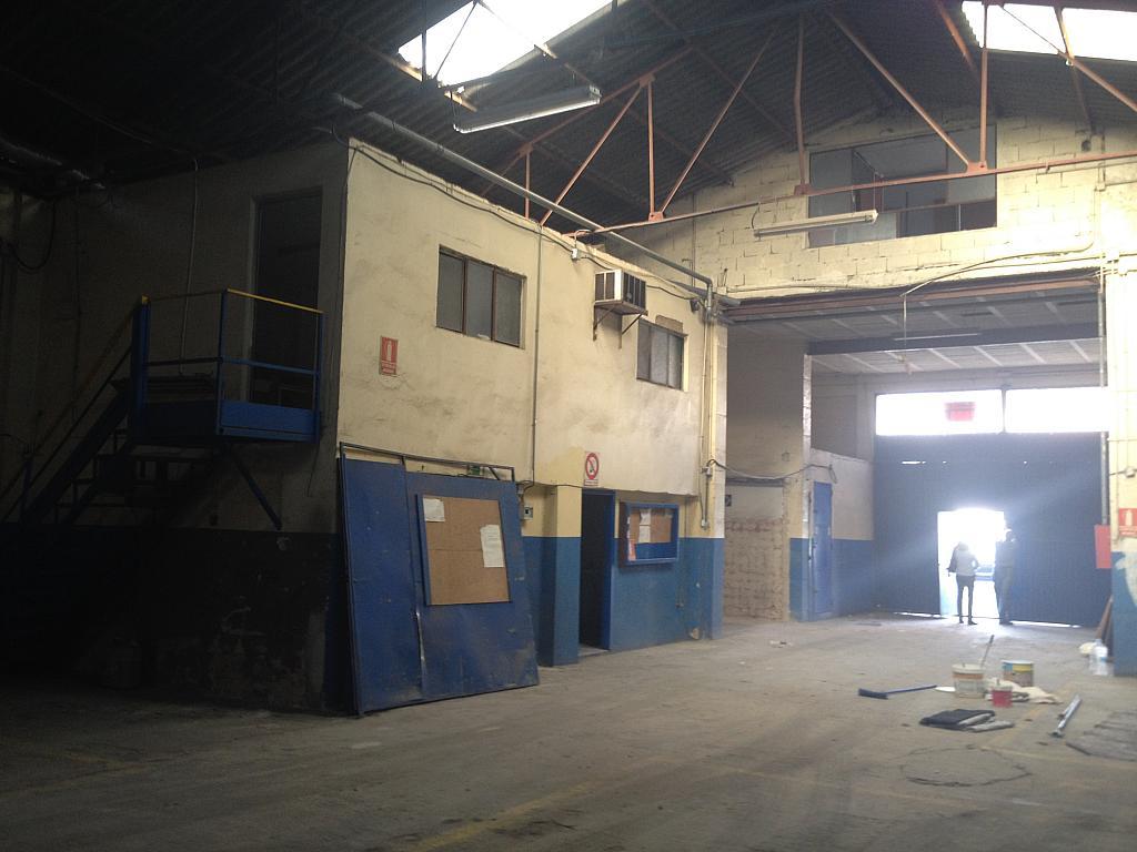 Nave industrial en alquiler en calle Polígono Industrial Alboraya, Alboraya - 159023668