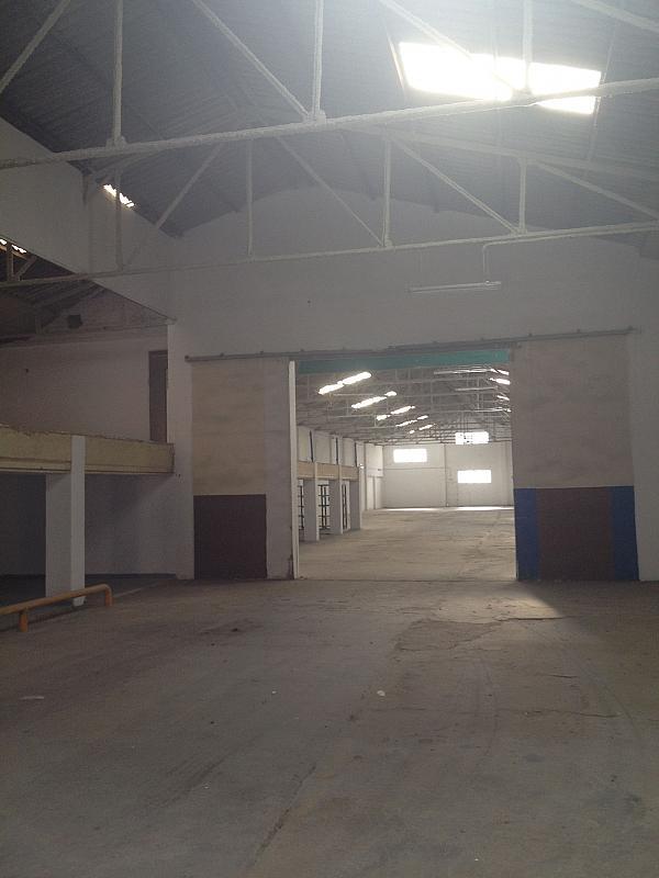 Nave industrial en alquiler en calle Polígono Industrial Alboraya, Alboraya - 159023687