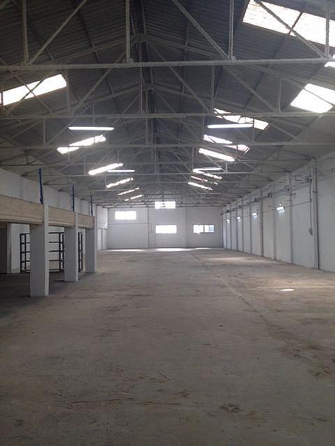 Nave industrial en alquiler en calle Polígono Industrial Alboraya, Alboraya - 159023750
