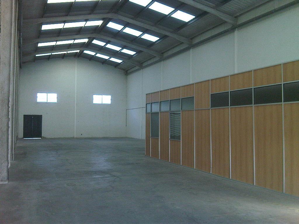 Nave industrial en alquiler en polígono El Oliveral, Riba-roja de Túria - 374155386