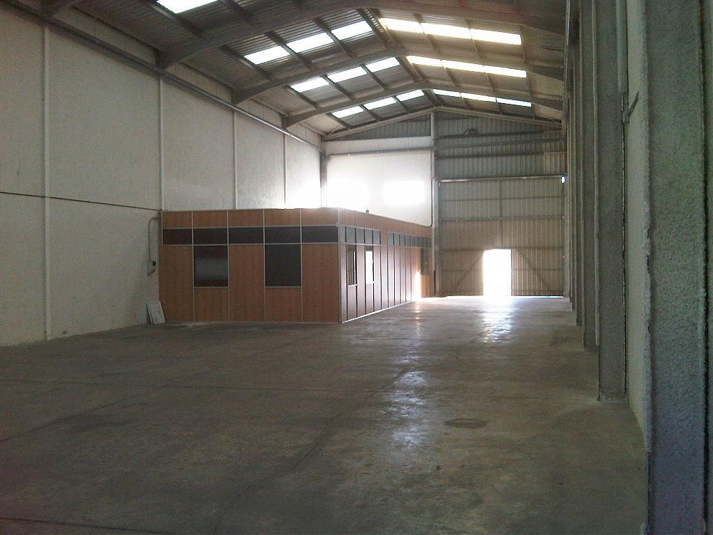 Nave industrial en alquiler en polígono El Oliveral, Riba-roja de Túria - 374155387