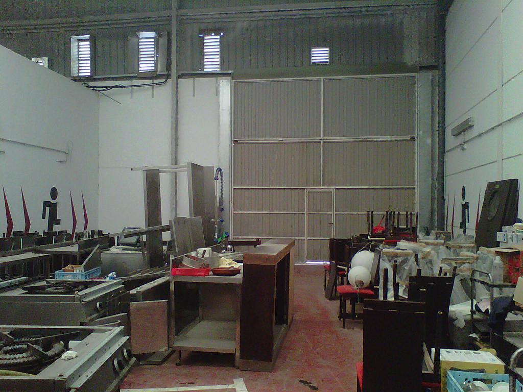 Nave industrial en alquiler en polígono Sector, Riba-roja de Túria - 180208092