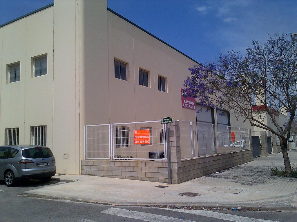 Nave industrial en alquiler en polígono Sector, Riba-roja de Túria - 198372413