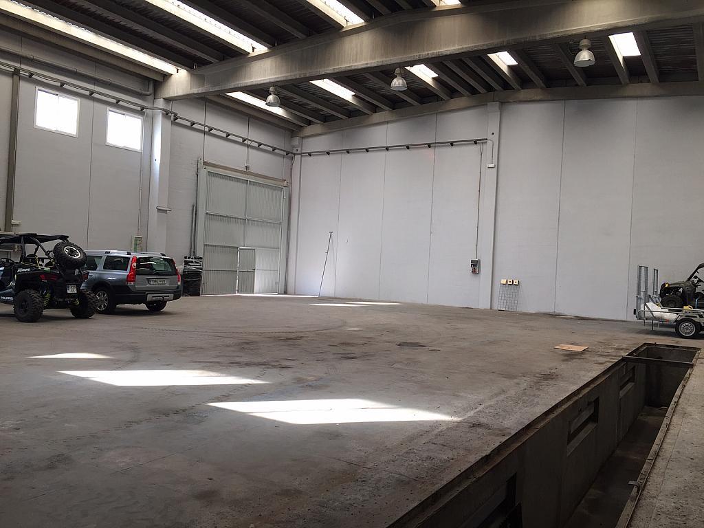 Nave industrial en alquiler en polígono Sector, Riba-roja de Túria - 374149352