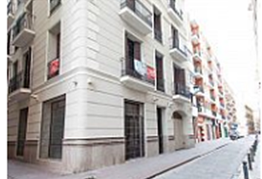 Oficina en alquiler en calle Mercado Central, Ciutat vella en Valencia - 203493770