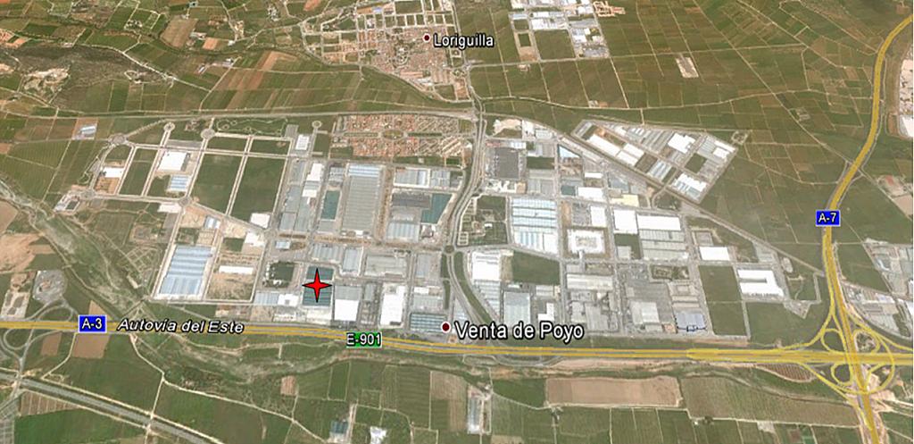 Terreno industrial en alquiler en polígono Sector Ribarroja, Riba-roja de Túria - 203774673
