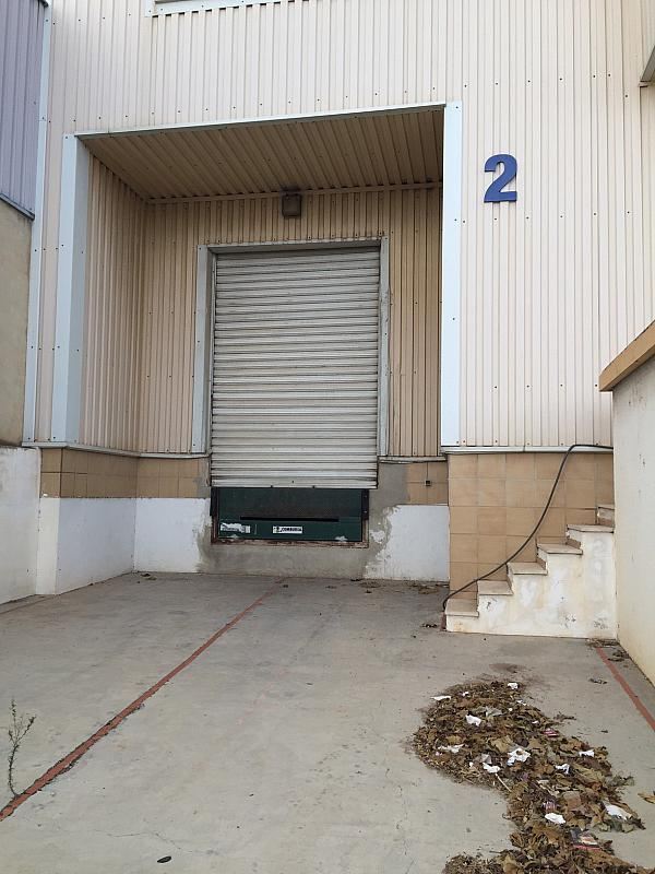 Nave industrial en alquiler en polígono Pobla de Vallbona, Casablanca en Pobla de Vallbona (la) - 231902553