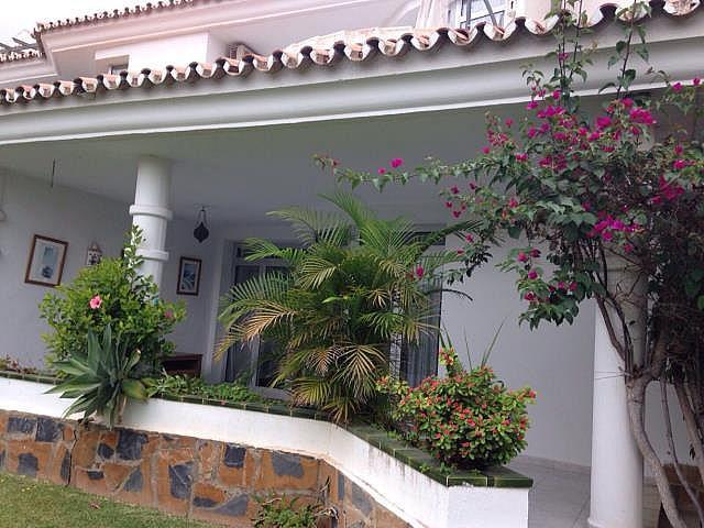 - Chalet en alquiler en Los Pacos en Fuengirola - 273167505