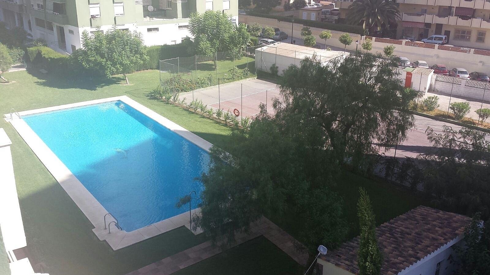 Apartamento en alquiler en Los Boliches en Fuengirola - 309515138