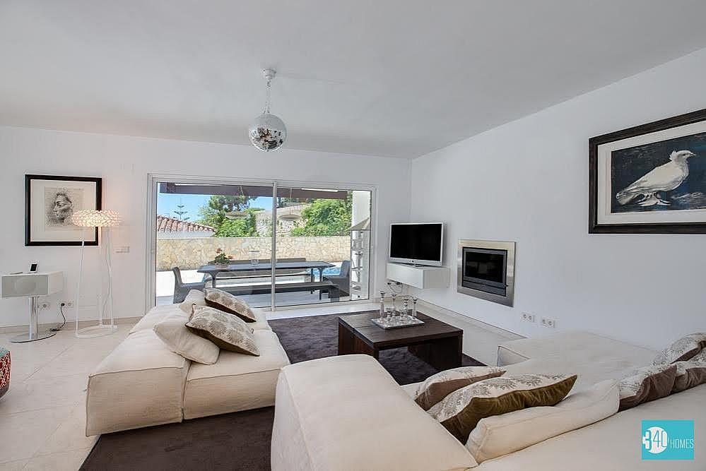 Villa en alquiler en Nagüeles Alto en Marbella - 318729466