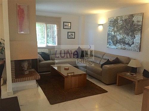 Casa adosada en alquiler en calle Naranjos de Marbella, Nueva andalucia - 325835184