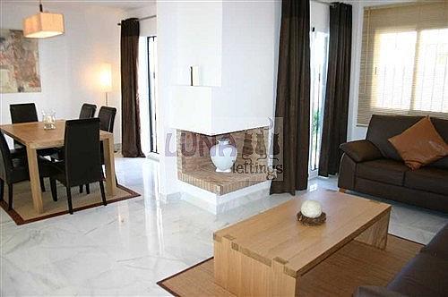 Casa adosada en alquiler en calle Naranjos de Marbella, Nueva andalucia - 325835195