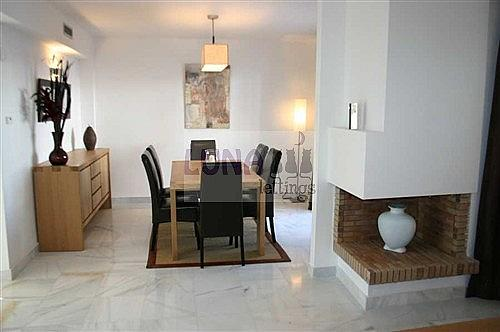 Casa adosada en alquiler en calle Naranjos de Marbella, Nueva andalucia - 325835204