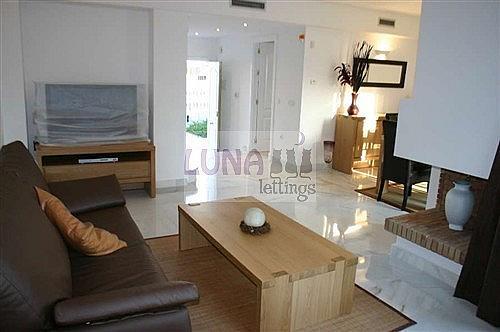 Casa adosada en alquiler en calle Naranjos de Marbella, Nueva andalucia - 325835216