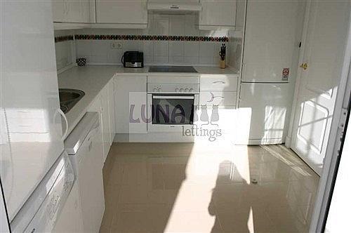 Casa adosada en alquiler en calle Naranjos de Marbella, Nueva andalucia - 325835221