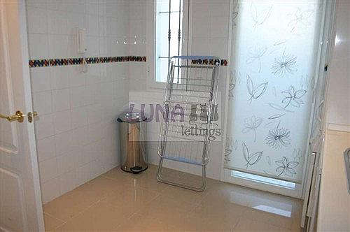 Casa adosada en alquiler en calle Naranjos de Marbella, Nueva andalucia - 325835226
