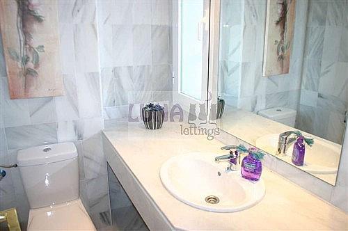 Casa adosada en alquiler en calle Naranjos de Marbella, Nueva andalucia - 325835227