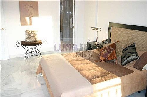 Casa adosada en alquiler en calle Naranjos de Marbella, Nueva andalucia - 325835233