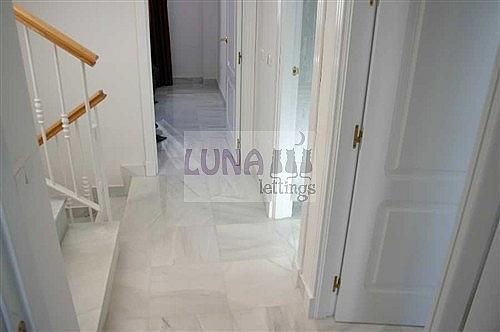 Casa adosada en alquiler en calle Naranjos de Marbella, Nueva andalucia - 325835253