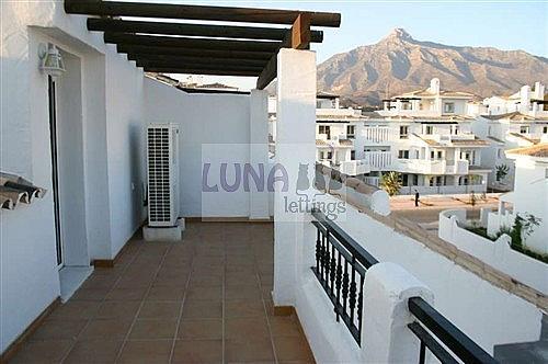 Casa adosada en alquiler en calle Naranjos de Marbella, Nueva andalucia - 325835340