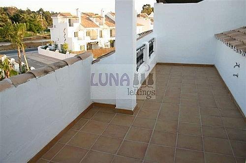 Casa adosada en alquiler en calle Naranjos de Marbella, Nueva andalucia - 325835357