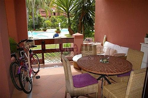Piso en alquiler de temporada en calle Del Gaviero, Marbella Este en Marbella - 213069711