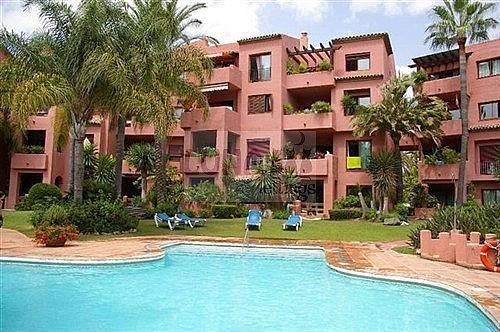 Piso en alquiler de temporada en calle Del Gaviero, Marbella Este en Marbella - 213069726