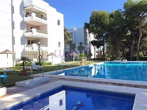 Piso en alquiler de temporada en calle Solana, Los Monteros-Bahía de Marbella en Marbella - 230431596