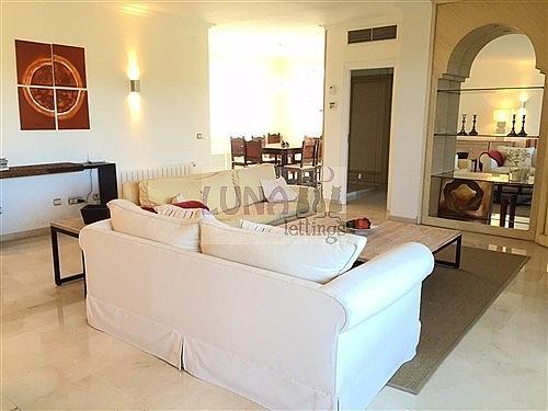 Piso en alquiler de temporada en calle Solana, Los Monteros-Bahía de Marbella en Marbella - 230431600