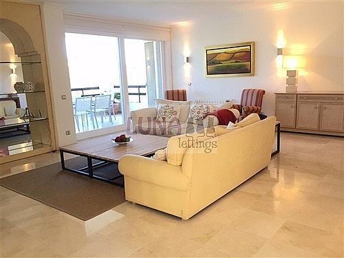 Piso en alquiler de temporada en calle Solana, Los Monteros-Bahía de Marbella en Marbella - 230431609
