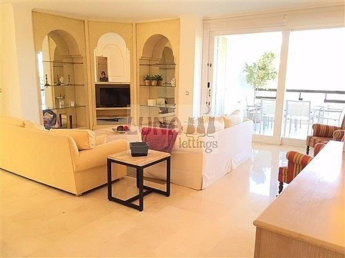 Piso en alquiler de temporada en calle Solana, Los Monteros-Bahía de Marbella en Marbella - 230431615
