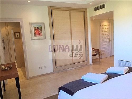 Piso en alquiler de temporada en calle Solana, Los Monteros-Bahía de Marbella en Marbella - 230431673