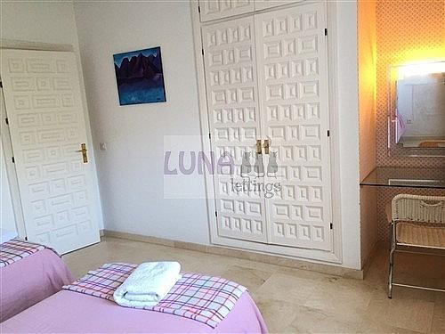 Piso en alquiler de temporada en calle Solana, Los Monteros-Bahía de Marbella en Marbella - 230431688