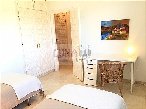 Piso en alquiler de temporada en calle Solana, Los Monteros-Bahía de Marbella en Marbella - 230431697