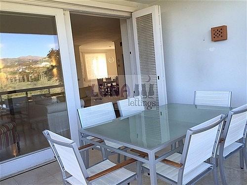 Piso en alquiler de temporada en calle Solana, Los Monteros-Bahía de Marbella en Marbella - 230431700