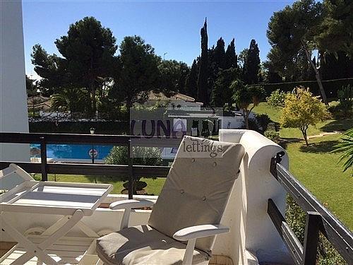 Piso en alquiler de temporada en calle Solana, Los Monteros-Bahía de Marbella en Marbella - 230431706