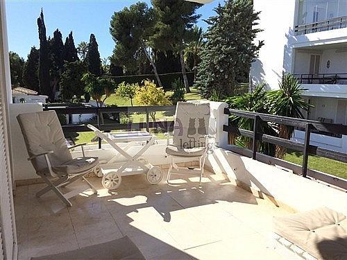 Piso en alquiler de temporada en calle Solana, Los Monteros-Bahía de Marbella en Marbella - 230431710