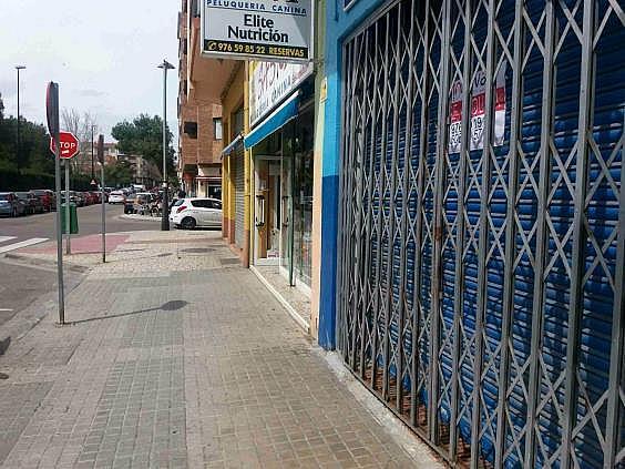 Local en alquiler en Las Fuentes – La Cartuja en Zaragoza - 281505694