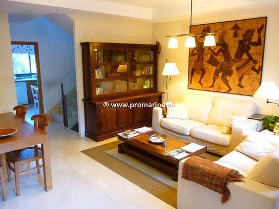 Casa adosada en alquiler de temporada en El Montgó en Dénia - 299174892