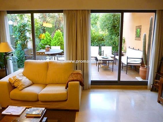 Casa adosada en alquiler de temporada en El Montgó en Dénia - 299174898