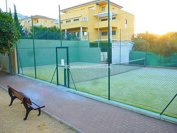 Casa adosada en alquiler de temporada en El Montgó en Dénia - 299174907