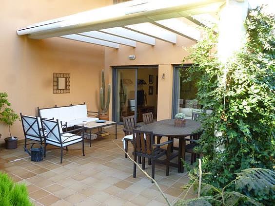 Casa adosada en alquiler de temporada en El Montgó en Dénia - 299174922