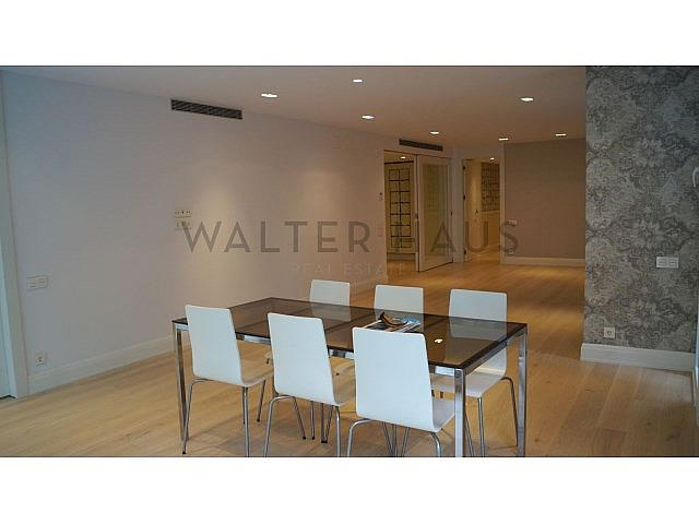 Salón-comedor - Piso en alquiler en Les Tres Torres en Barcelona - 279835538